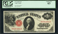 Large Size:Legal Tender Notes, Fr. 36 $1 1917 Legal Tender PCGS Choice New 63.. ...