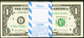Fr. 3004-E* $1 2017 Federal Reserve Star Notes. Pack of 100. Choice Crisp Uncirculated. ... (Total: 100 notes)