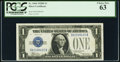 Fr. 1604 $1 1928D Silver Certificate. PCGS Choice New 63