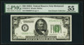 Small Size:Federal Reserve Notes, Fr. 2101-E $50 1928A Federal Reserve Note. PMG About Uncirculated 55.. ...