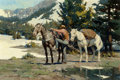 Paintings, James Reynolds (American, 1926-2010). High Sierra. Oil on canvas. 25-3/4 x 37-1/2 inches (65.4 x 95.3 cm). Signed lower ...