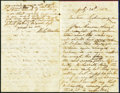 Miscellaneous:Other, July 26, 1862 Soldier Letter from Trenton, Gibson County Tennessee to Home in Henderson, Knox County, Illinois.. ... (Total: 2 items)