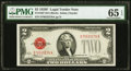 Small Size:Legal Tender Notes, Fr. 1507 $2 1928F Legal Tender Note. PMG Gem Uncirculated 65 EPQ.. ...