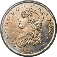 1836 50C Lettered Edge, 50/00, O-116a, R.6, MS62 Prooflike PCGS....(PCGS# 813894)
