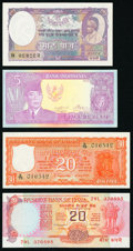 Asian Grouping That Includes Nepal; India; Indonesia; Laos About Uncirculated-Choice Uncirculated. ... (Total: 7)