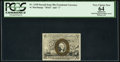 Fractional Currency:Second Issue, Fr. 1318 50¢ Second Issue PCGS Apparent Very Choice New 64.. ...