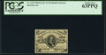 Fractional Currency:Third Issue, Fr. 1236 5¢ Third Issue PCGS Choice New 63PPQ.. ...