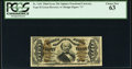 Fractional Currency:Third Issue, Fr. 1341 50¢ Third Issue Spinner Type II PCGS Choice New 63.. ...