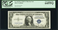 Fr. 1613W* $1 1935D Wide Silver Certificate. PCGS Very Choice New 64PPQ
