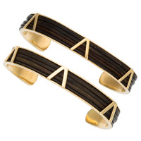 Elephant Hair, Gold Bracelets ... (Total: 2 Items)