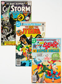DC Silver to Modern Age Group of 67 (DC, 1964-88) Condition: Average FN+.... (Total: 67 )