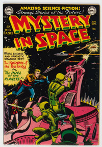 Mystery in Space #3 (DC, 1951) Condition: VG+