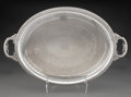 Silver & Vertu, An Elkington & Co. Silver-Plated Tray, Birmingham,...
