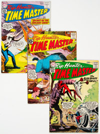 Rip Hunter Time Master Group of 26 (DC, 1961-65) Condition: Average FN.... (Total: 26)