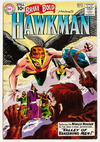 The Brave and the Bold #35 Hawkman (DC, 1961) Condition: FN+