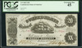 Confederate Notes:1861 Issues, T9 $20 1861 PF-13 Cr. 32 PCGS Extremely Fine 45.. ...