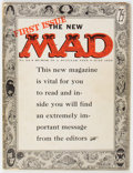 Magazines:Mad, MAD #24 (EC, 1955) Condition: GD/VG....