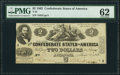 T42 $2 1862 PF-5 Cr. 337 PMG Uncirculated 62