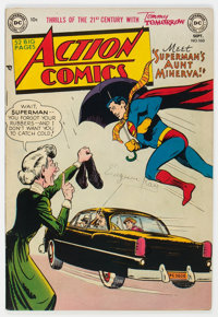 Action Comics #160 (DC, 1951) Condition: VG