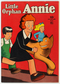 Four Color #52 Little Orphan Annie (Dell, 1944) Condition: VF-