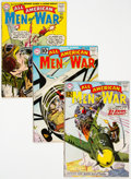 Silver Age (1956-1969):War, All-American Men of War Group of 11 (DC, 1961-63) Condition: Average VG/FN.... (Total: 11 )