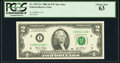 Small Size:Federal Reserve Notes, Fancy Serial Number 11122 Fr. 1937-I* $2 2003 Federal Reserve Note. PCGS Choice New 63.. ...
