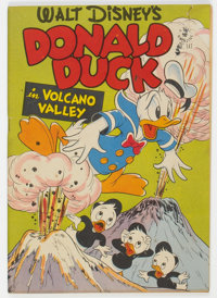 Four Color #147 Donald Duck (Dell, 1947) Condition: VG+