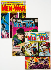All-American Men of War Group of 17 (DC, 1959-65) Condition: Average VG.... (Total: 17 )