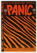 Golden Age (1938-1955):Humor, Panic #7 (EC, 1955) Condition: VF+. Jack Davis, Wi...