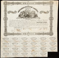 Confederate Notes:Group Lots, Ball 98 Cr. 67 $500 1862 Bond Four Examples Fine.. ... (Total: 4 notes)