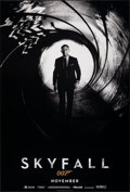 "Movie Posters:James Bond, Skyfall (MGM, 2012). Rolled, Very Fine+. One Sheet (27"" X 40"") SS Advance. James Bond.. ..."