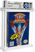 Video Games:Nintendo, Captain Planet and the Planeteers Wata 9.2 C+ Sealed NES Mindscape 1991 USA....