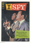 Silver Age (1956-1969):Mystery, I Spy #1 (Gold Key, 1966) Condition: FN/VF. Bill Cosby and RobertCulp photo covers. Overstreet 2004 FN 6.0 value = $69; VF ...