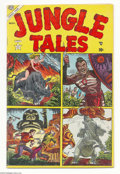 Golden Age (1938-1955):Adventure, Jungle Tales #2 (Atlas, 1954) Condition: FN. John Romita Sr., George Tuska, Jay Scott Pike, and Joe Maneely art. Small piece...