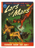 Golden Age (1938-1955):Science Fiction, Lars of Mars #10 (Ziff-Davis, 1951) Condition: GD/VG. Classic robotcover. Origin of Lars. Murphy Anderson art. Overstreet 2...