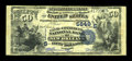 New Orleans, LA - $50 1882 Value Back Fr. 586 Canal-Commercial NB Ch. # (S)5649