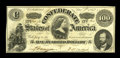 Confederate Notes:1862 Issues, T49 $100 1862. Cr. 348. ...