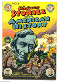 Golden Age (1938-1955):Non-Fiction, Picture Stories From American History #4 (EC, 1947) Condition: VG.Brown edges. Overstreet 2004 VG 4.0 value = $50. From t...