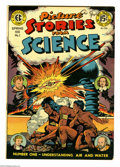Golden Age (1938-1955):Non-Fiction, Picture Stories from Science #1 (EC, 1947) Condition: FN/VF.Overstreet 2004 FN 6.0 value = $93; VF 8.0 value = $178....
