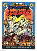 Golden Age (1938-1955):Non-Fiction, Picture Stories from Science #2 (EC, 1947) Condition: FN+.Overstreet 2004 FN 6.0 value = $81; VF 8.0 value = $153. Fromt...