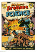 Golden Age (1938-1955):Non-Fiction, Picture Stories from Science #1 and 2 Group (EC, 1947) Condition:Average FR. Get the whole two-issue run with this lot, whi...(Total: 2 Comic Books Item)