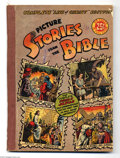 Golden Age (1938-1955):Religious, Picture Stories from the Bible - Complete Life of Christ (EC, 1945)Condition: GD+. Overstreet 2004 GD 2.0 value = $29. Fr...