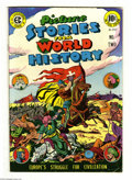 Golden Age (1938-1955):Non-Fiction, Picture Stories from World History #2 (EC, 1947) Condition: FN-.Overstreet 2004 FN 6.0 value = $81. From the Grant Geissm...