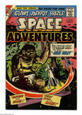 Golden Age (1938-1955):Science Fiction, Space Adventures #29 White Mountain pedigree (Charlton, 1959)Condition: VF/NM. Overstreet 2004 VF/NM 9.0 value = $73; NM- 9...