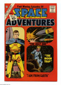 Silver Age (1956-1969):Science Fiction, Space Adventures #41 White Mountain pedigree (Charlton, 1961) Condition: VF/NM. Overstreet 2004 VF/NM 9.0 value = $44; NM- 9...