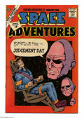 Silver Age (1956-1969):Science Fiction, Space Adventures #45 White Mountain pedigree (Charlton, 1962) Condition: NM-. Mercury Man appearance. Overstreet 2004 NM- 9....