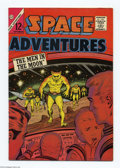 Silver Age (1956-1969):Science Fiction, Space Adventures #53 White Mountain pedigree (Charlton, 1963) Condition: VF. Overstreet 2004 VF 8.0 value = $33....