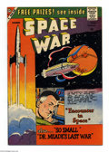 Silver Age (1956-1969):Science Fiction, Space War #2 Bethlehem pedigree (Charlton, 1959) Condition: VF/NM. Dick Giordano cover. Comes with a certificate of authenti...