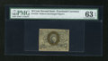 Fractional Currency:Second Issue, Fr. 1244 10c Second Issue PMG Choice Uncirculated 63 EPQ....