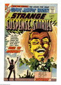 Silver Age (1956-1969):Horror, Strange Suspense Stories #42 Bethlehem pedigree (Charlton, 1959)Condition: VF/NM. A certificate of authenticity is included...